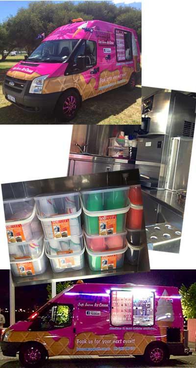 ice cream van perth